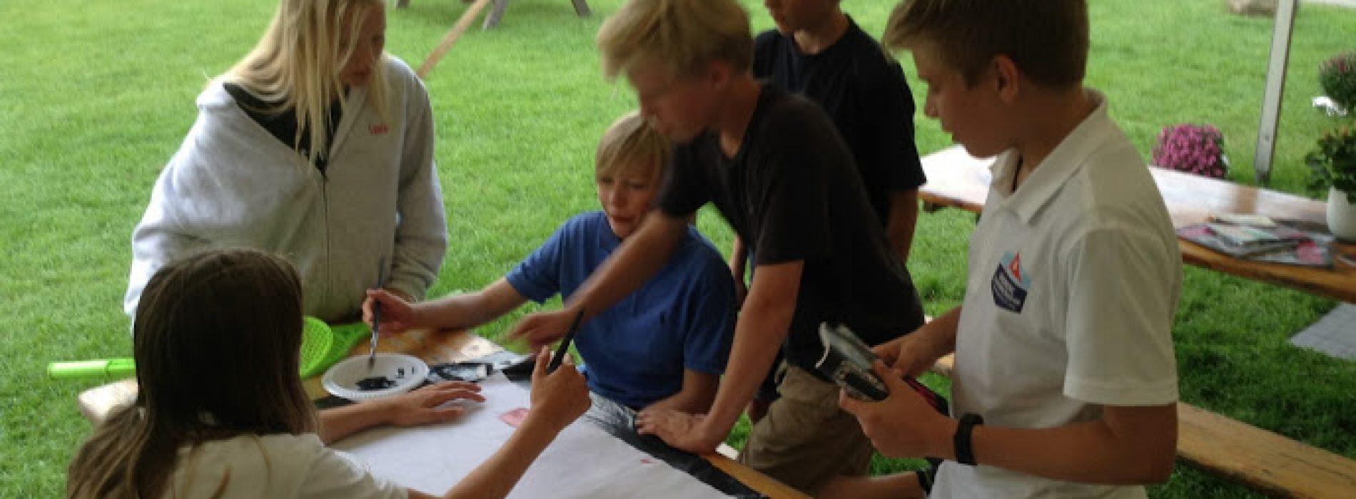 Klubber inviteres til afholdelse af Optimistjolle trænings camps 2019