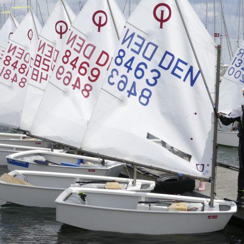 OCD Sommer-landslejr for A og B-sejlere