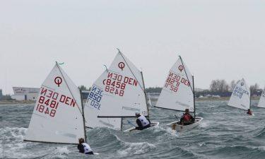 Hellerup Sejlklub inviterer til OCD-landslejr, 26. – 28. oktober 2018